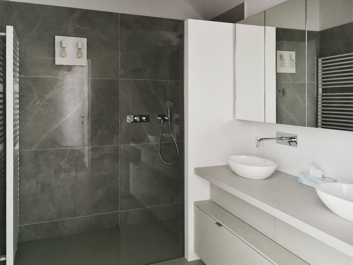 Badkamer en keuken - Bernstone